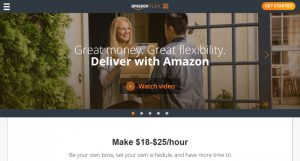 Amazon Flex Delivery Jobs Reviews