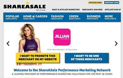 ShareASale affiliate tracking